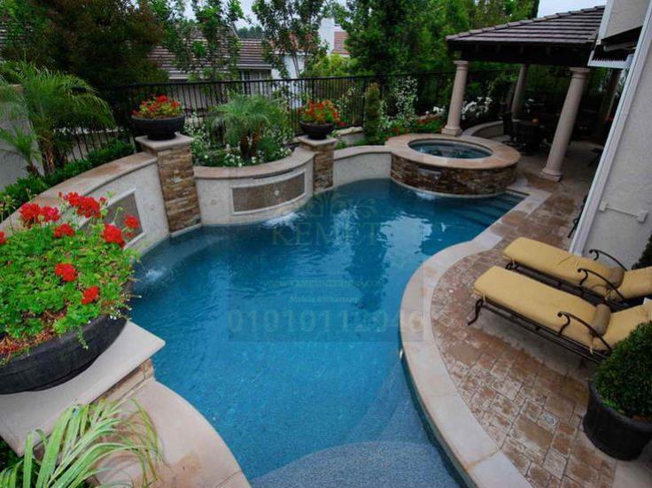 01010112046 kemet pools for Ideas de piscinas en espacios pequenos